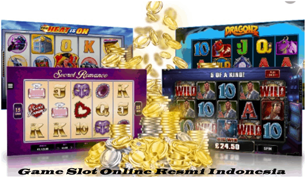 Aktivitas Game Slot Online Resmi Indonesia